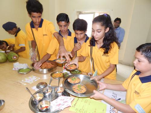 Fireless Cooking Competition